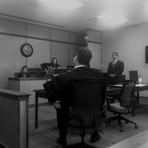 Chief Deputy Prosecutor Steven Owen during testimony of FCM Lana Tucker.